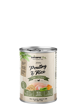 Wetfood Adult Poultry & Rice